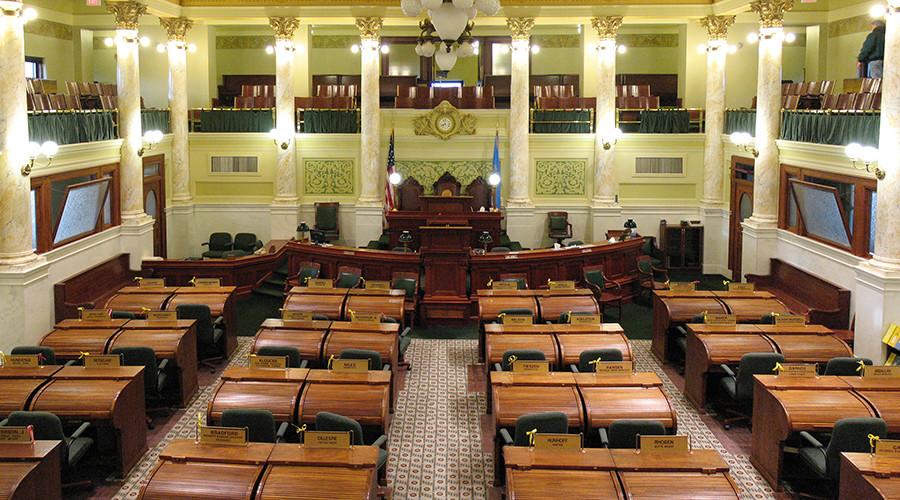 Segregation? S. Dakota senate under fire after passing anti-transgender 'bathroom bill'