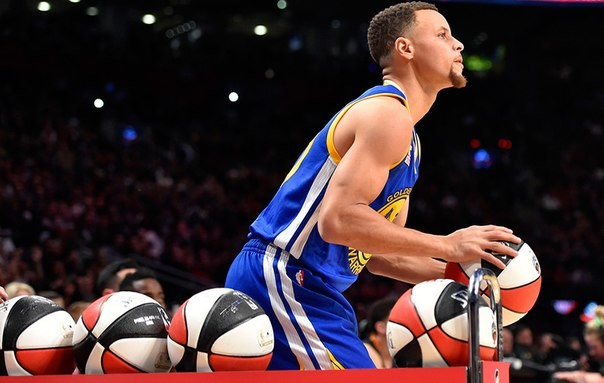 Golden State Warriors guard Stephen Curry © Stringer