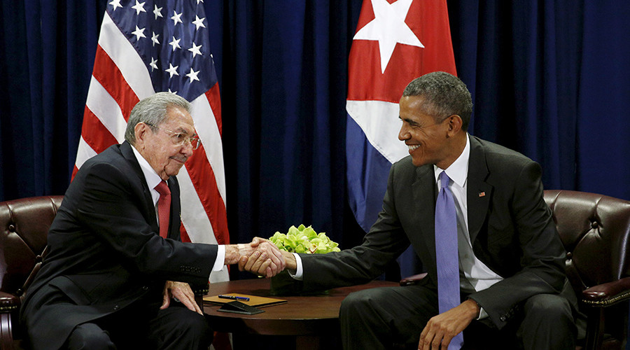Obama set for historic Cuba visit as 'well expired' US policy shifts