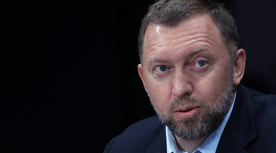 Oleg Deripaska, Rusal Chief Executive Officer and Chairman of the Management Board © Alexey Danichev