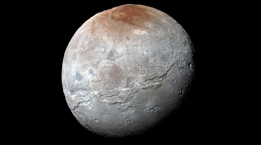 Pluto's Charon may hide ancient sub-surface ocean (PHOTO)