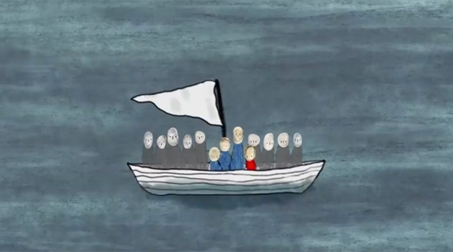'Oh Canada': Heartbreaking Missy Higgins ode to dead Syrian boy Aylan Kurdi takes off online (VIDEO)