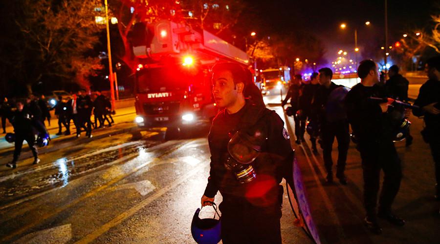 PKK splinter group claims responsibility for Ankara bombing, says it's revenge for Cizre