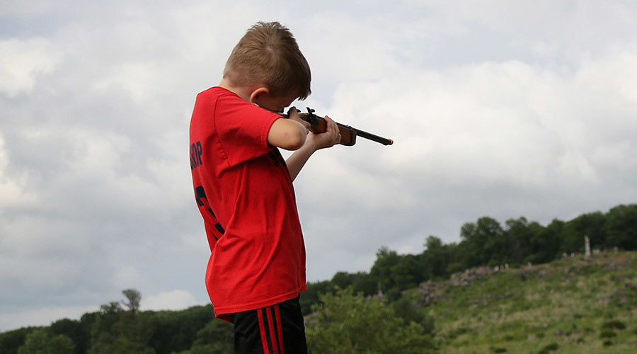 Guns for kids: Group for firearms control alarmed over NRA ads for minors