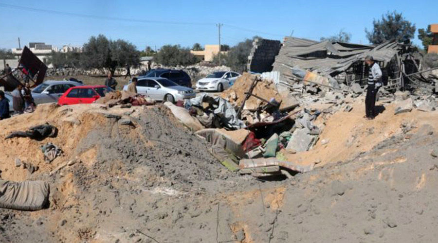 2 Serbian embassy staff kidnapped by ISIS killed in US bombing in Libya