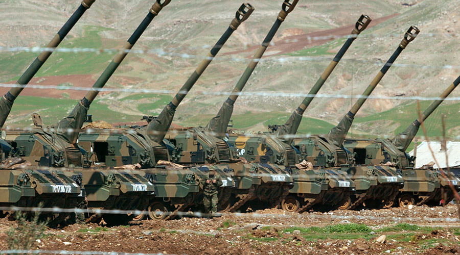 'No ifs and buts': Turkey demands US support against 'Kurdish terrorists'