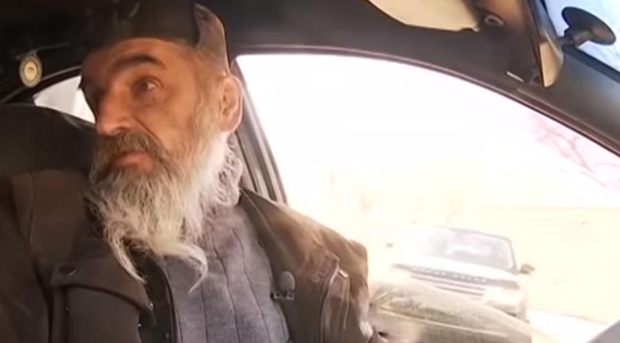 Kiev police fine 'Osama bin Laden' for stopping near US embassy - media