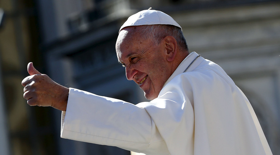 'Thou shalt not kill': Pope Francis calls for worldwide ban on death penalty