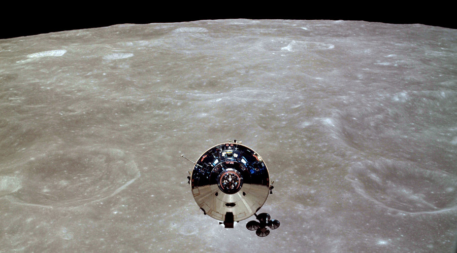 Apollo 10 declassified tapes to reveal puzzling 'musical' transmission from Moon's dark side