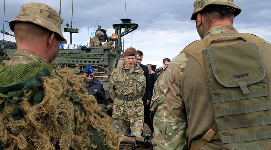 Brexit dangerous due to ISIS & Putin, UK military will reportedly warn