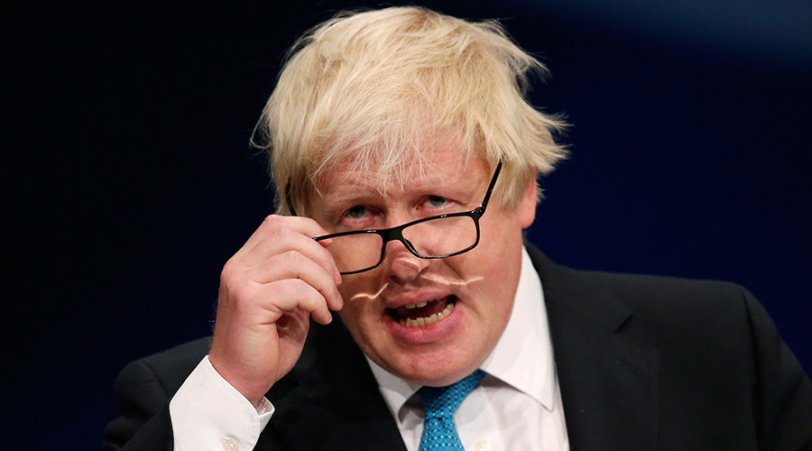 Boris for PM? Brexit-backing Mayor is bookies' favorite to replace Cameron