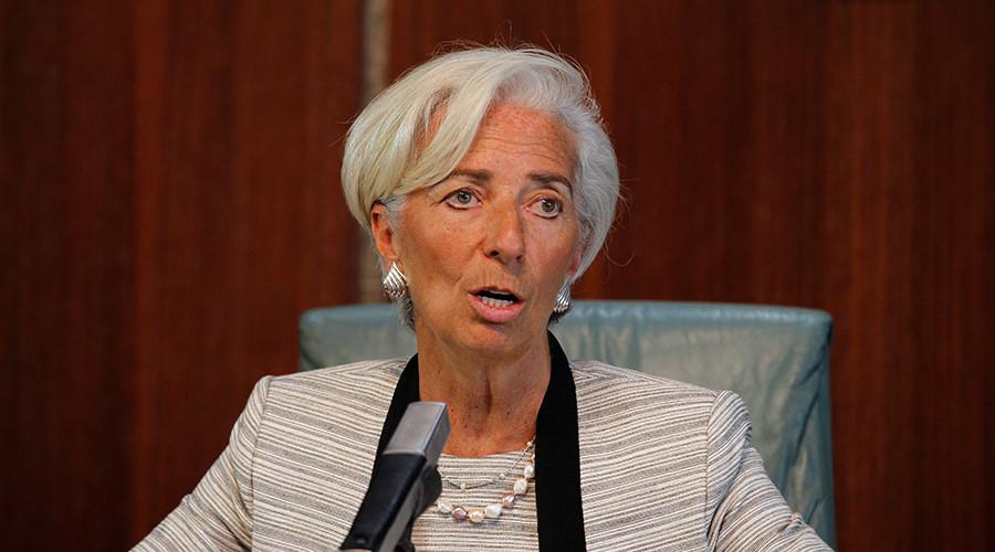 International Monetary Fund (IMF) Managing Director Christine Lagarde © Afolabi Sotunde