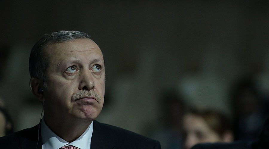 Turkish man sues own wife for 'swearing at President Erdogan'