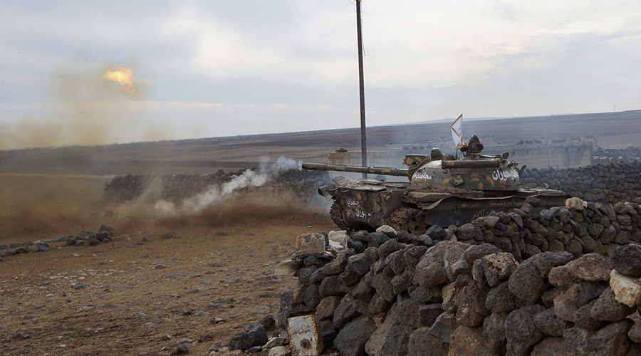 'Washington is telling Ankara: NATO will not rescue you in Syria'