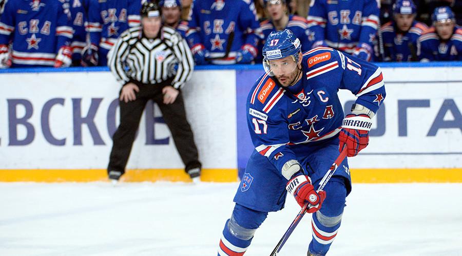 Kovalchuk could seek NHL return after SKA benching