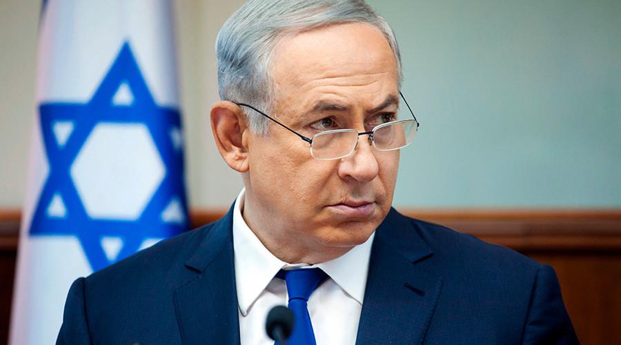 Israeli Prime Minister Benjamin Netanyahu © Emil Salman