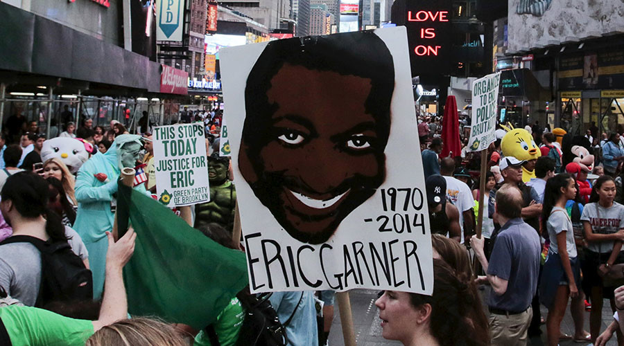 NY hospital that treated Eric Garner to pay family $1 million