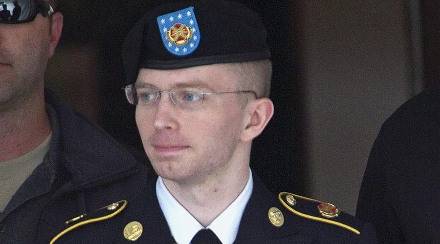 U.S. Army Pfc. Bradley (Chelsea) Manning. ©Jose Luis Magana