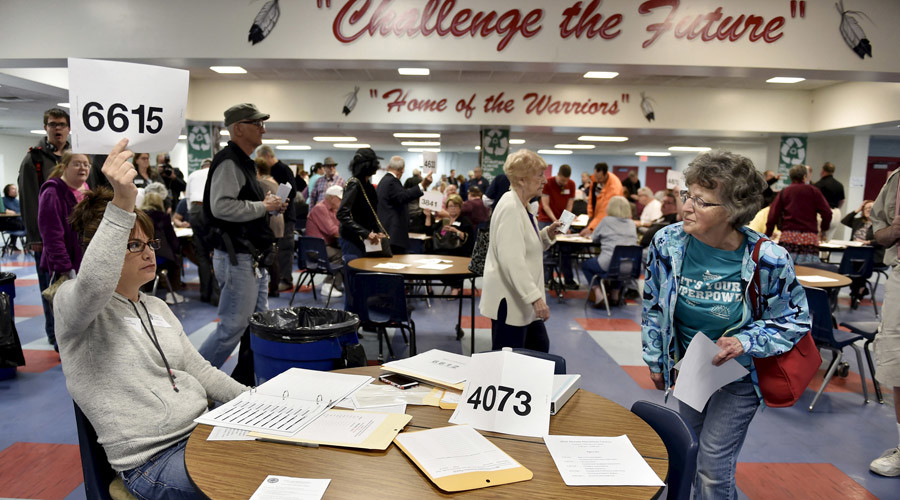 Dirty Vegas: Nevada GOP caucus doubles down on voting 'chaos'