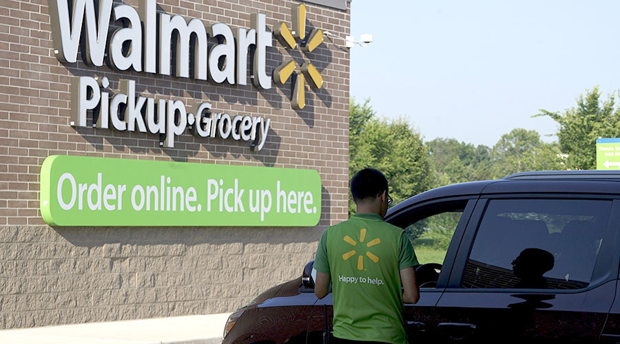 Fake it 'til you take it: Man in faux Walmart uniform steals TVs from store
