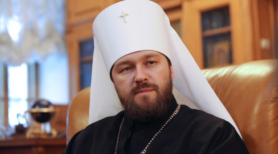 Archbishop Ilarion © Vladimir Fedorenko