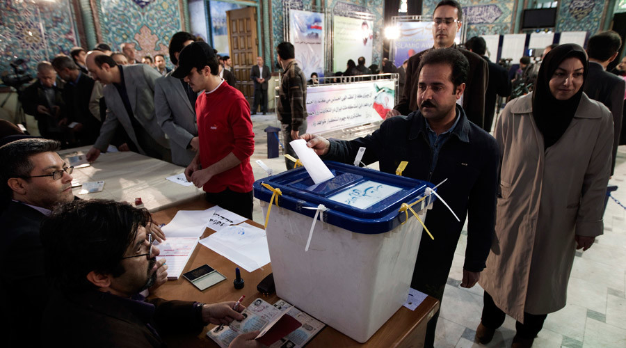 Iran votes: Here's the break down