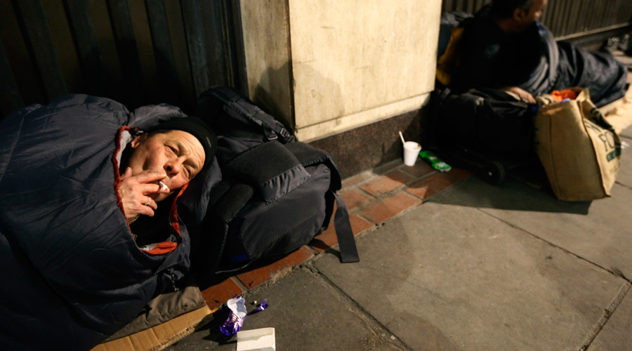 'Desperate situation': Majority of landlords refuse to let properties to homeless, survey reveals