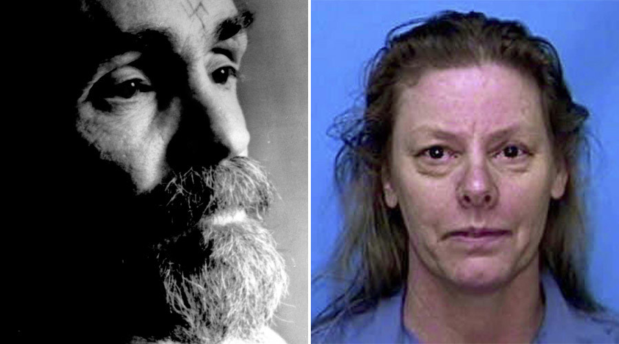 Swipe right on serial killers: Fake Charles Manson and Aileen Wuornos profiles get Tinder matches