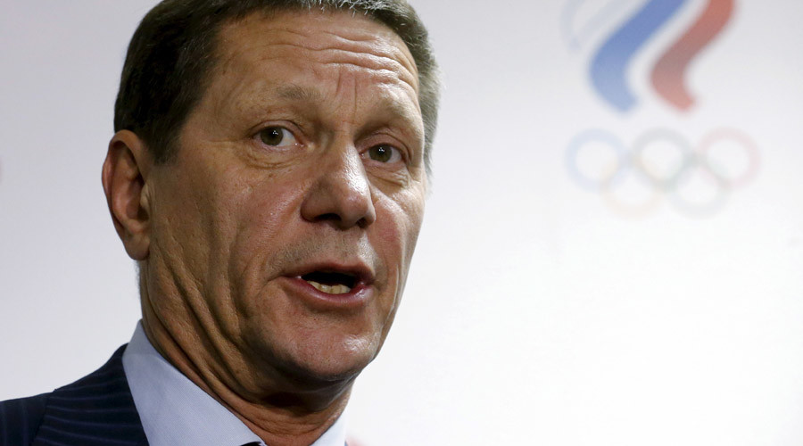 Russian Olympic boss to lead preparations for 2022 Winter Games