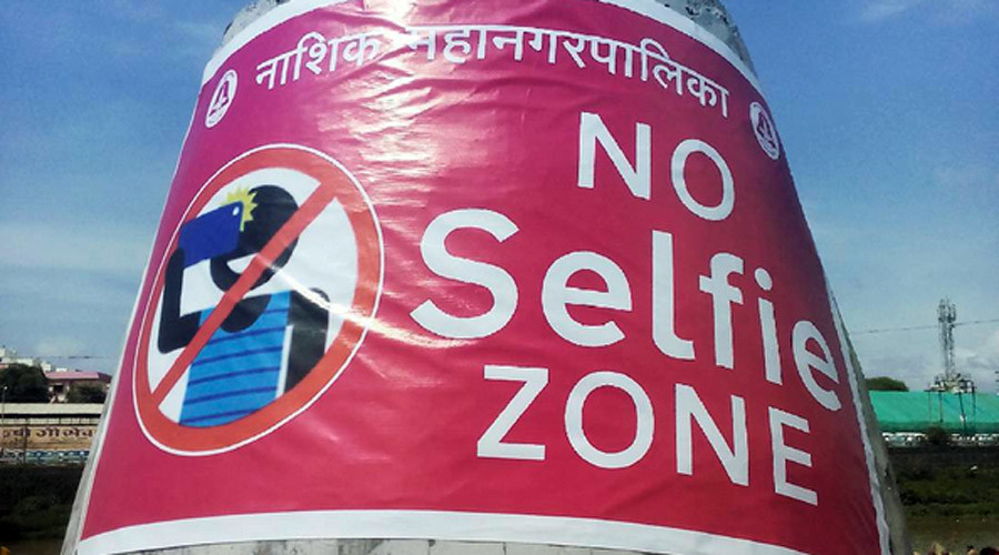 Selfie-inflicted: India cracks down on dangerous photo fad