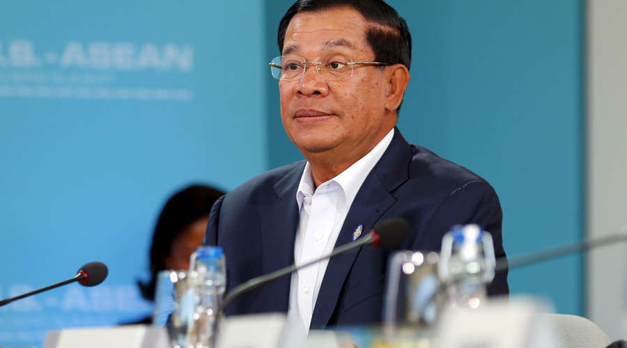 Cambodian PM approves use of rockets against illegal loggers