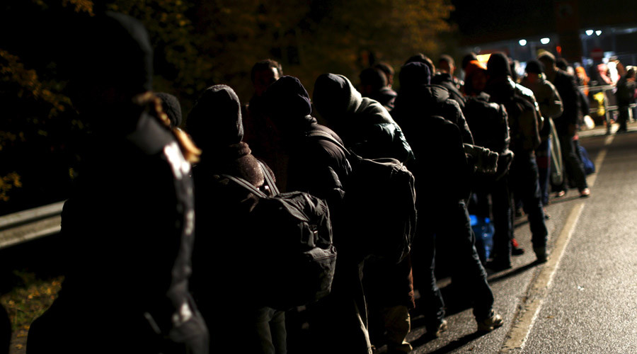 130,000 refugees vanished after being registered in Germany – media report