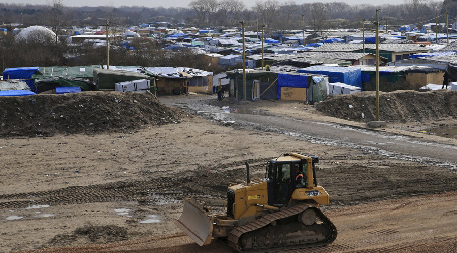 Bulldozers to demolish Calais 'Jungle' after all, French court rules