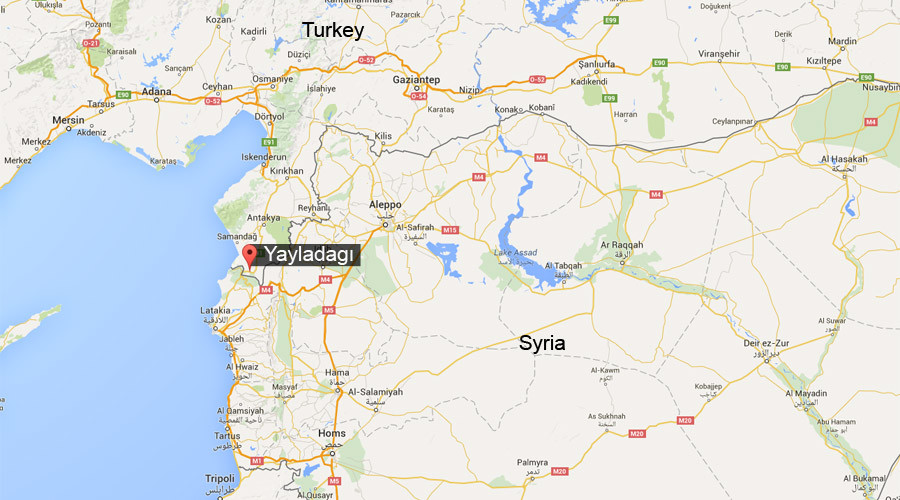Drone crashes in Turkey near Syrian border – media