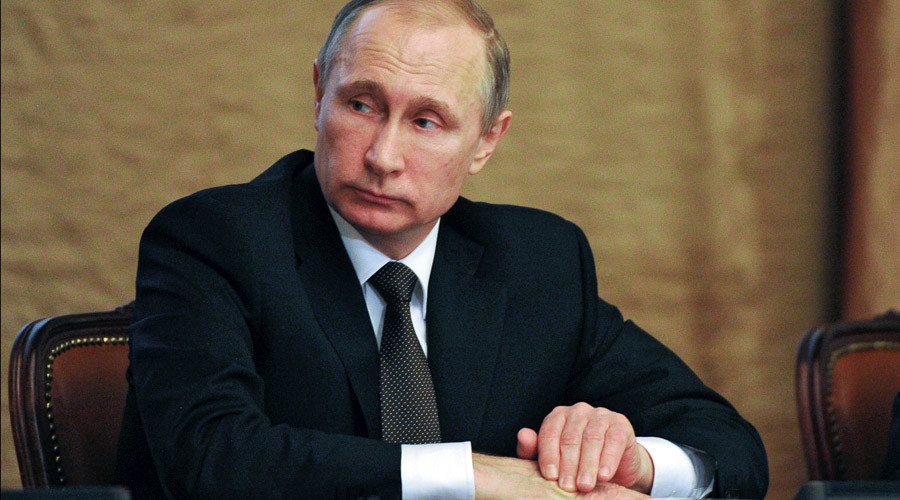 Putin tells FSB to strengthen controls over refugees heading to Russia and Europe