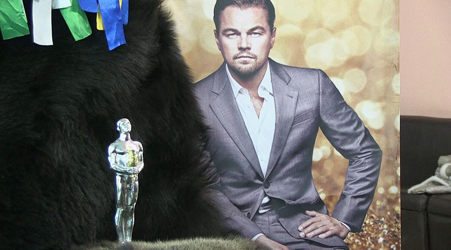 From Siberia with love: Silver Oscar cast for DiCaprio after fans donate their jewelry (VIDEO)