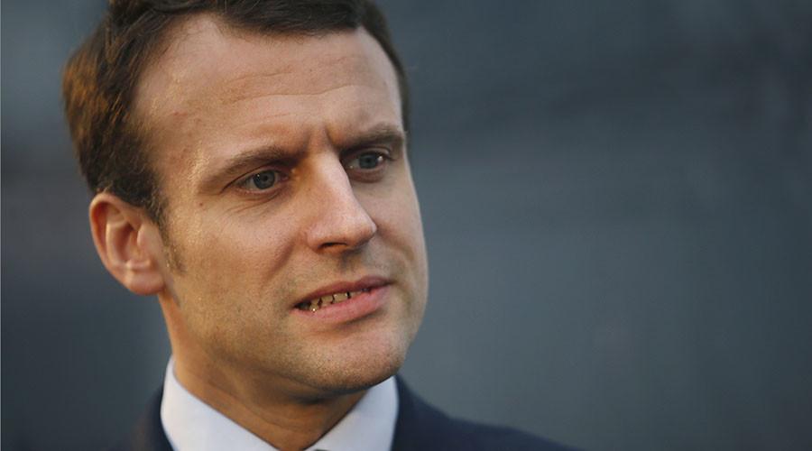 French Economy Minister Emmanuel Macron. ©Stephane Mahe