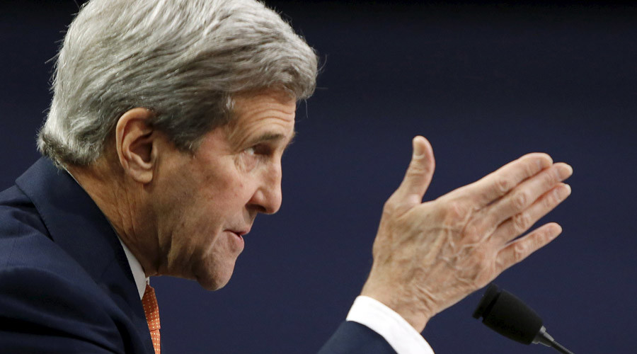 Kerry's 'Plan B' sends message to 'moderate rebels': Keep fighting