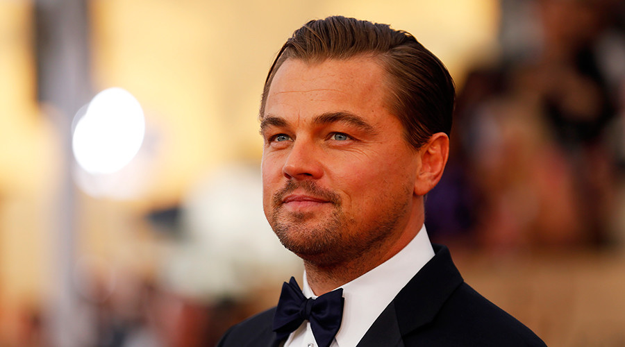 Leonardo DiCaprio finally wins Oscar for role in The Revenant — RT ... Leonardo Dicaprio