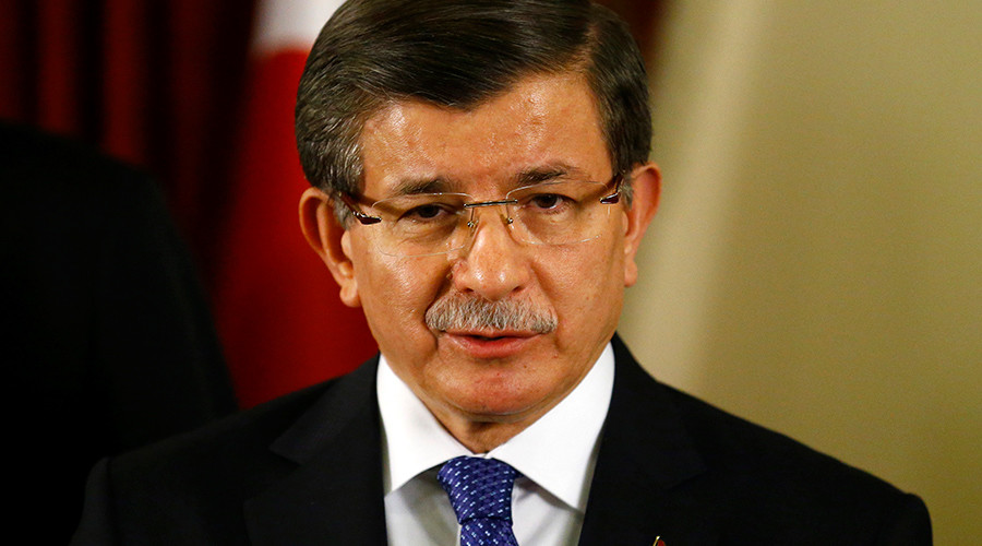 Turkey to keep supporting armed groups fighting Assad regime in Syria – PM Davutoglu