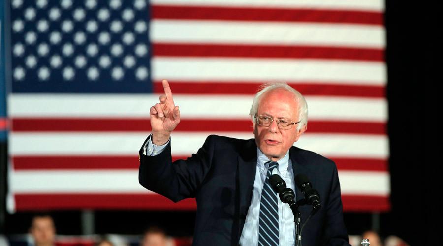 Democratic US presidential candidate Bernie Sanders © Brian Snyder