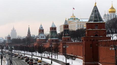 The Moscow Kremlin. © Natalia Seliverstova