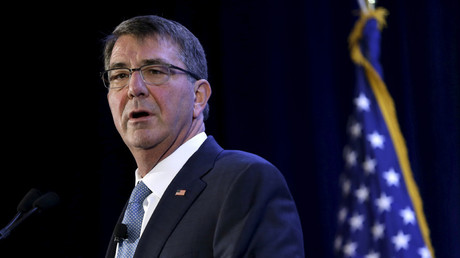 U.S. Secretary of Defense Ash Carter. © Gary Cameron