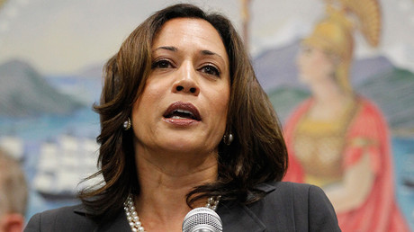 Attorney General of California Kamala Harris © Mario Anzuoni