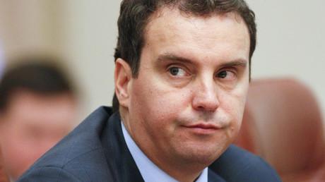 Ukraine's Economy Minister Aivaras Abromavicius © Valentyn Ogirenko