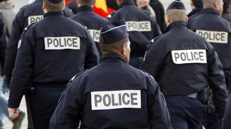 French police © Charles Platiau