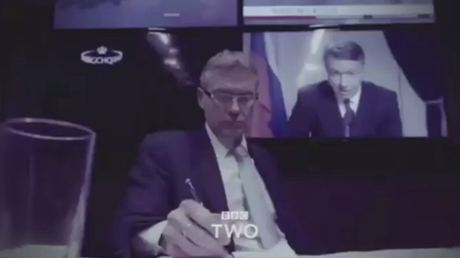 © BBC's World War Three: Inside the War Room