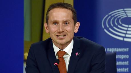 Denmark's Foreign Minister Kristian Jensen © Eric Vidal