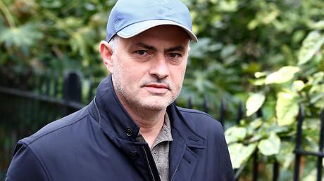 Former FC Chelsea manager Jose Mourinho © Peter Nicholls
