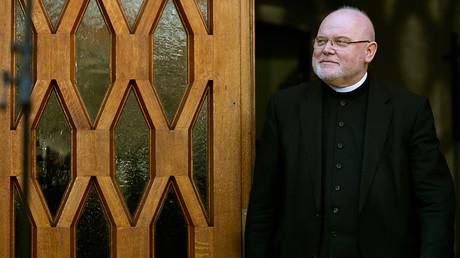 Archbishop Reinhard Marx © Ina Fassbender